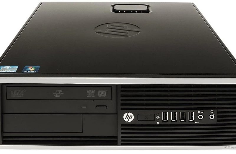HP 8200 Tower PC Computer with SSD
