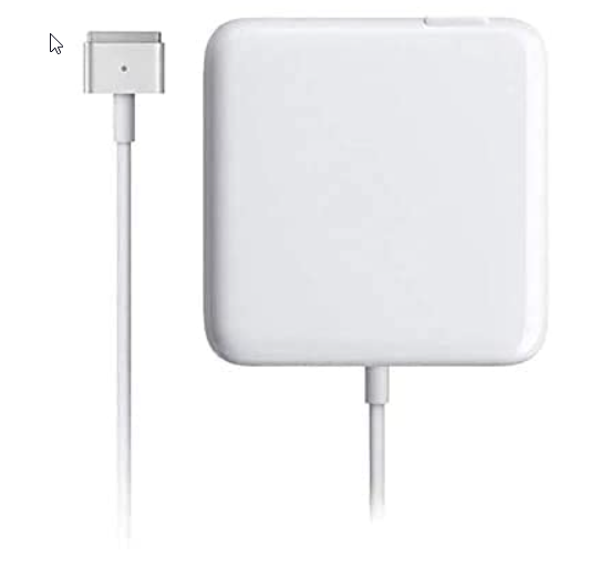 MacBook Air Charger, 45W Magnetic T-Type Charger, Replacement Charger for Notebook 11-inch & 13 inch (After Mid 2012)
